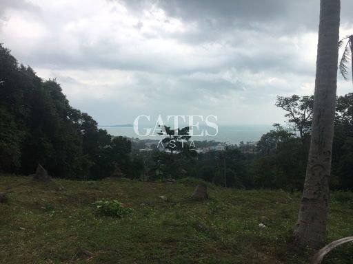 NICE LAND SEAVIEW IN CHAWENG L-S-CW 6