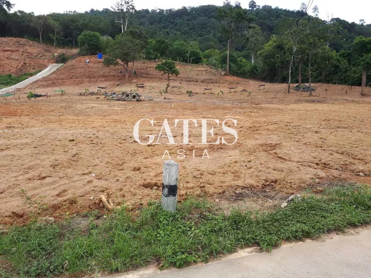 Land for sale near Nai Harn beach